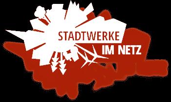 Stadtwerke im Netz Logo